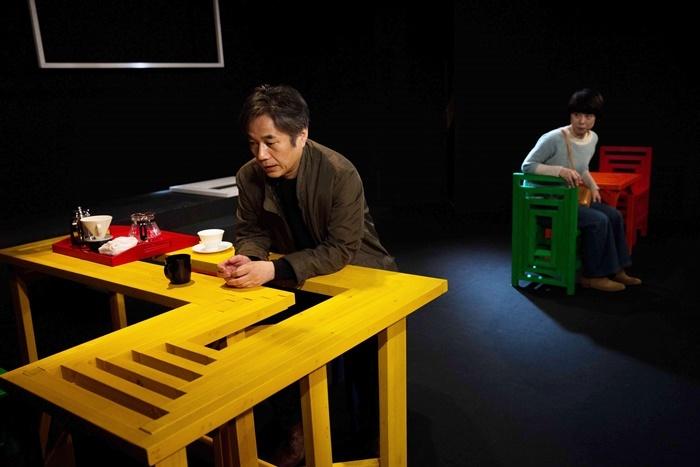 トリコ・A『私の家族』(2018年) [撮影]松本成弘