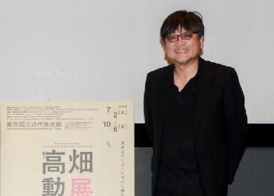 細田守監督が語る、高畑勲監督と高畑作品の思い出 『高畑勲展』特別インタビュー