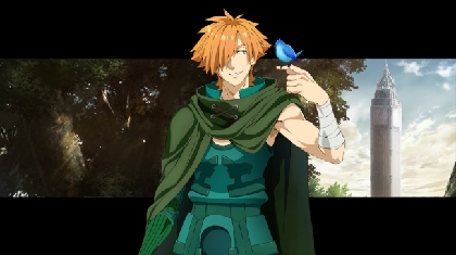 TVアニメ『Fate/EXTRA Last Encore』アーチャー(CV:鳥海浩輔)のキャラクターCM&ビジュアルを公開