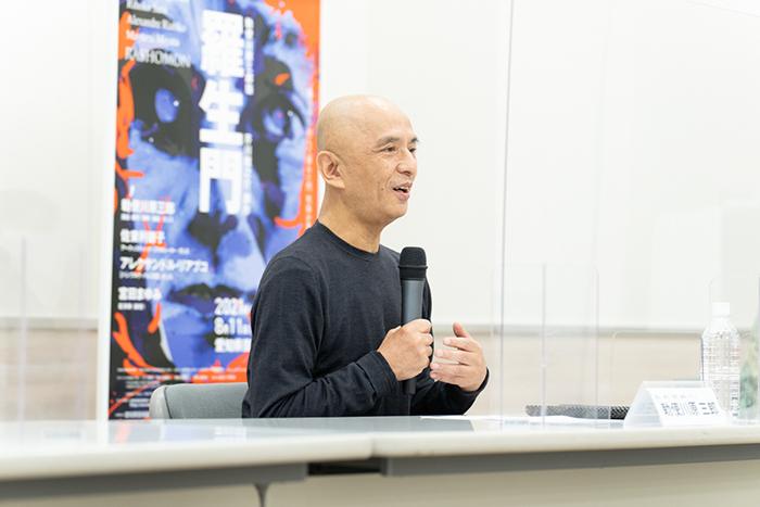 勅使川原三郎 (C)Naoshi Hatori