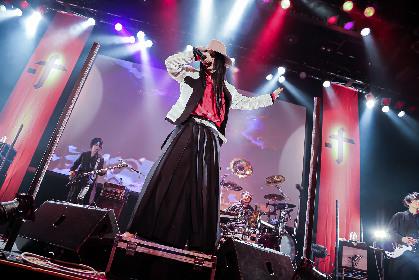 メリー 結成18周年記念公演決定&チケット完売ツアーファイナル日本橋公演オフィシャルレポート到着