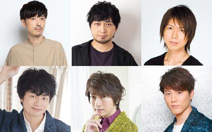 第3期『おそ松さん』放送直前、6つ子キャスト出演特番が配信「6つ子役を演 じる上できつかったこと」語る