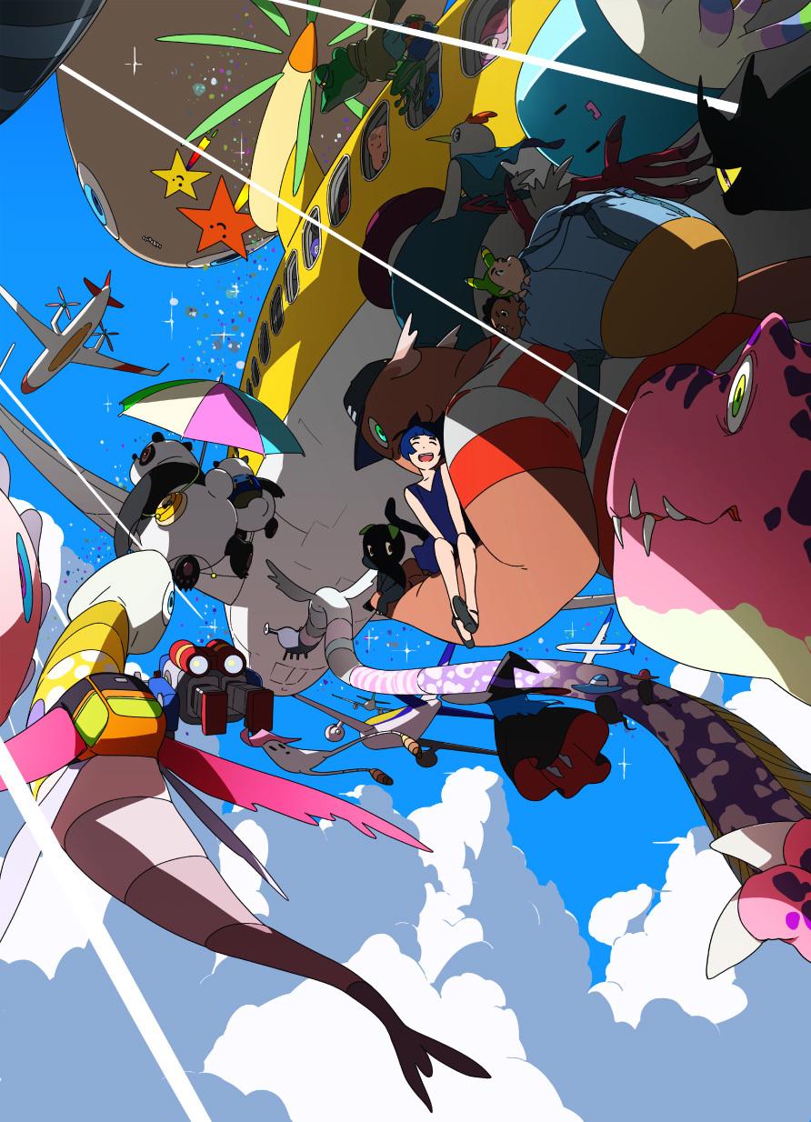 Illustration by Atsuya Uki