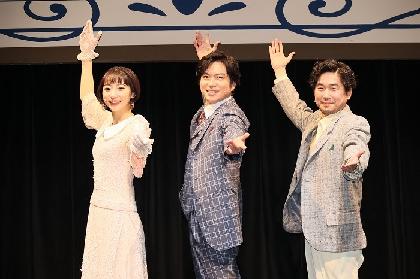 加藤シゲアキ、大先輩・木村拓哉超えを目指す!? 「そんなこと言ってないです」と即否定~舞台『モダンボーイズ』