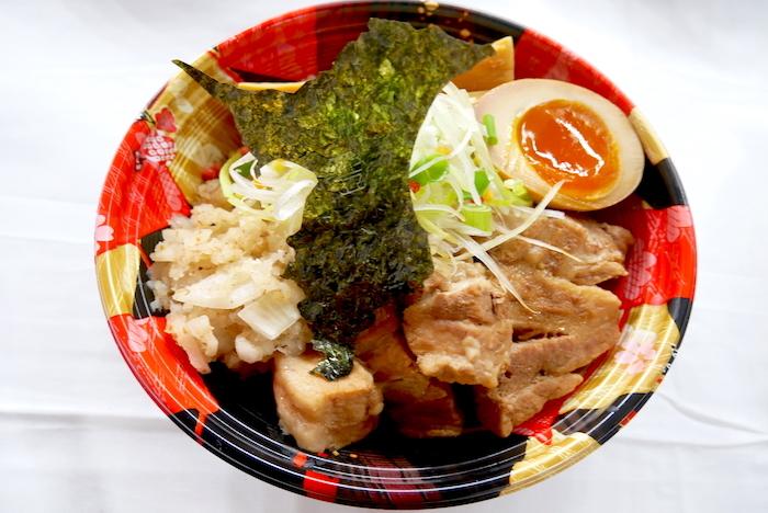 千葉らぁ麺ごはん(千葉県)