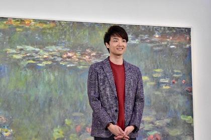 『至上の印象派展 ビュールレ・コレクション』が開幕 井上芳雄「本物は迫力があります!」
