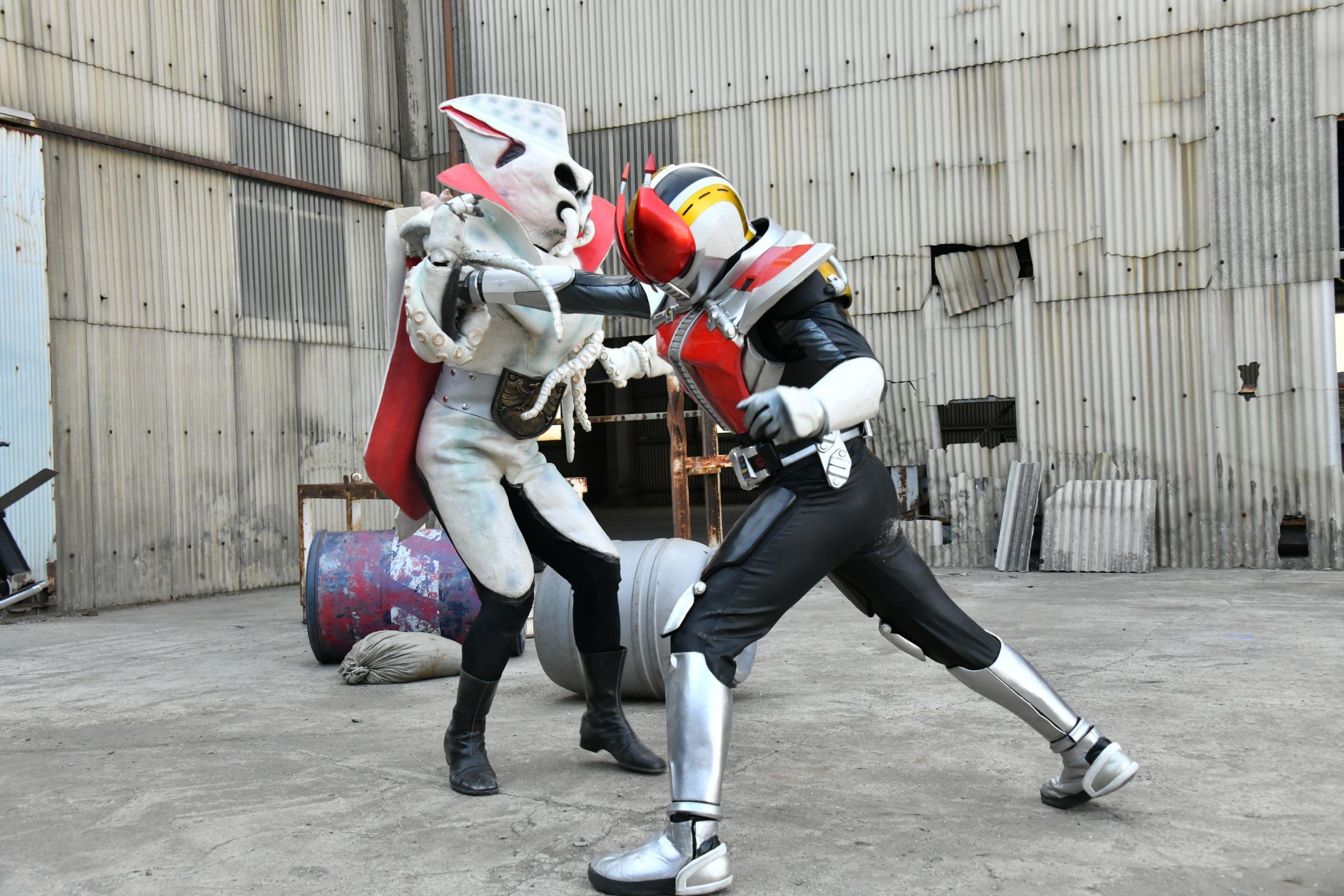 (C)石森プロ・東映(C)2020東映まんがまつり製作委員会