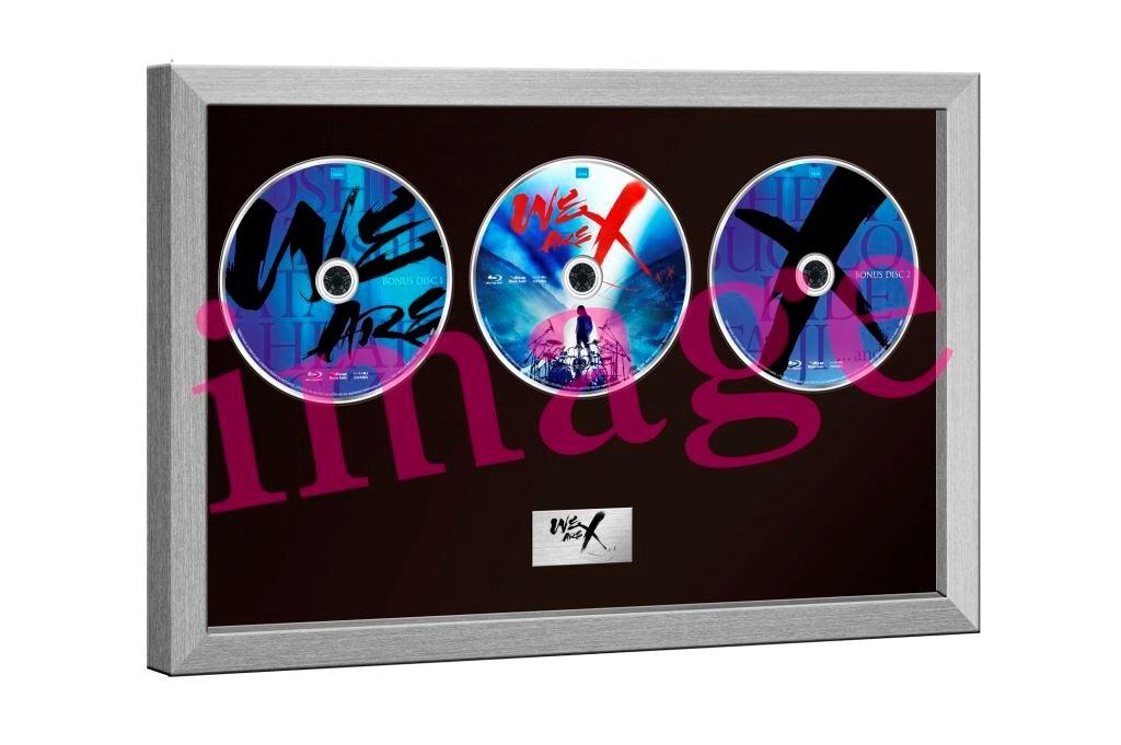 WE ARE X Blu-ray コレクターズ・エディション(3 枚組)