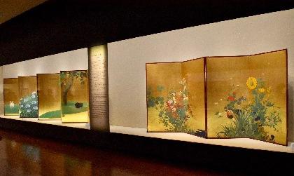 山種美術館『琳派 −俵屋宗達から田中一光へ−』展レポート 江戸時代から近代・現代へ、受け継がれる日本の美意識
