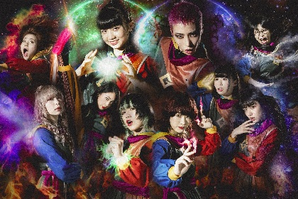 GANG PARADE 初の配信限定EP「THE MUSIC AND THE GAME CREATES MAGIC」をリリース決定