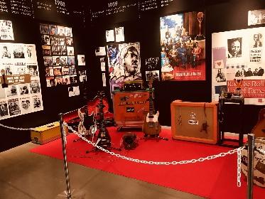 『ONTEN〜LOVE&ROCK ビートルズ×忌野清志郎〜』大阪で開催 日英キング・オブ・ロックのお宝グッズが多数集結!