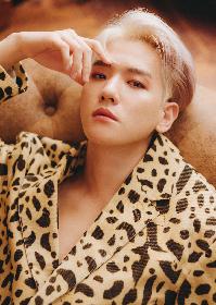 EXOベクヒョン、日本1stミニアルバム『BAEKHYUN』発売&LINE MUSICでキャンペーンも