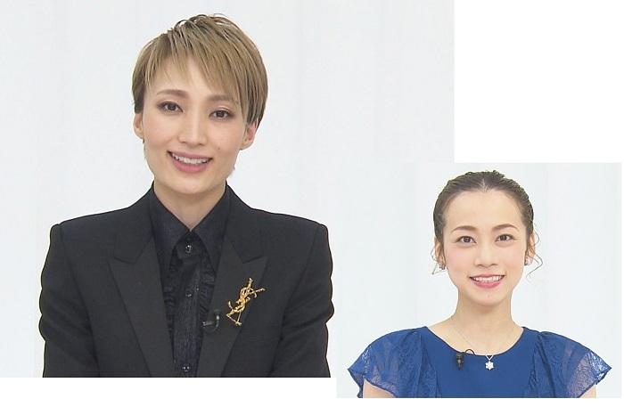 『Many Thanks~望海風斗&真彩希帆~』 (C)宝塚歌劇団  (C)宝塚クリエイティブアーツ