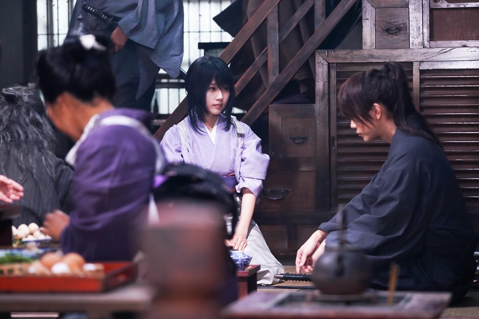 (C)和月伸宏/ 集英社(C)2020 映画「るろうに剣心 最終章 The Beginning」製作委員会