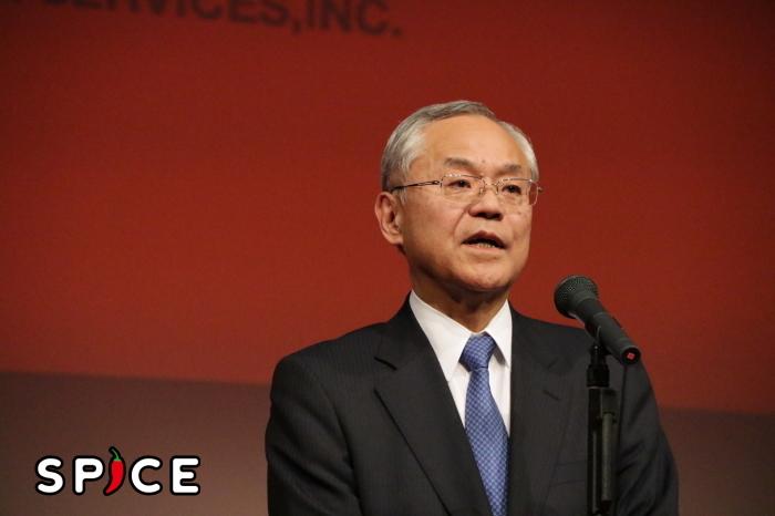 丸美屋食品工業株式会社 代表取締役社長 阿部豊太郎氏