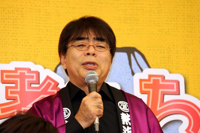 小倉久寛 熱海五郎一座 熱闘老舗旅館「ヒミツの仲居と曲者たち」