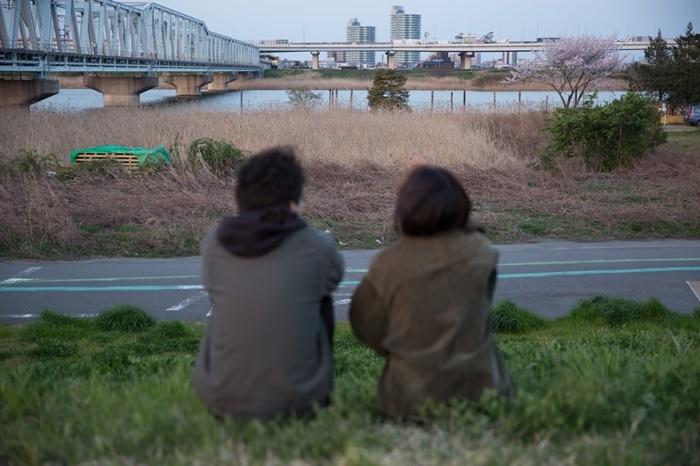 主催公演の一つに選ばれた、田中功起監督作品『可傷的な歴史(ロードムービー)』上映会は2021年2月開催。
