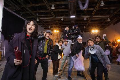 女優・のん監督・脚本・主演の映画『Ribbon』が劇場公開へ 樋口真嗣監督による3種のスペシャル映像も解禁
