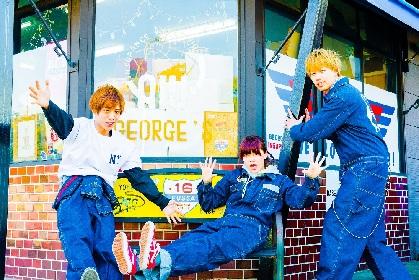 愛媛発メロディックパンクバンド・LONGMAN、メジャーデビュー盤を11月にリリースすることを発表
