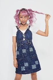 """青山テルマ、今夏に""""遊び心""""満載のニューアルバムを発売 ライブツアーも開催決定"""