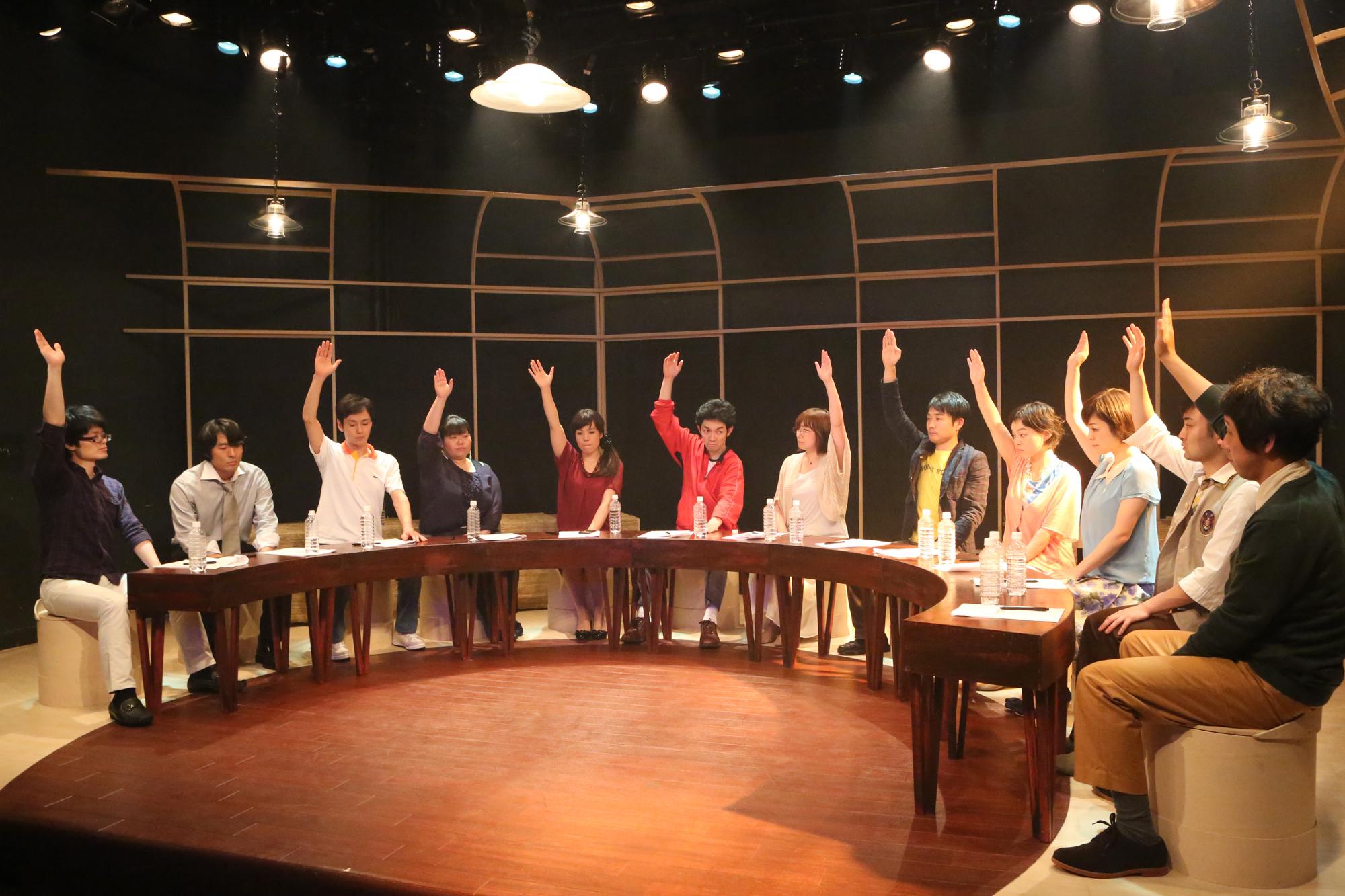 電動夏子安置システム 第31回公演『オシラス』
