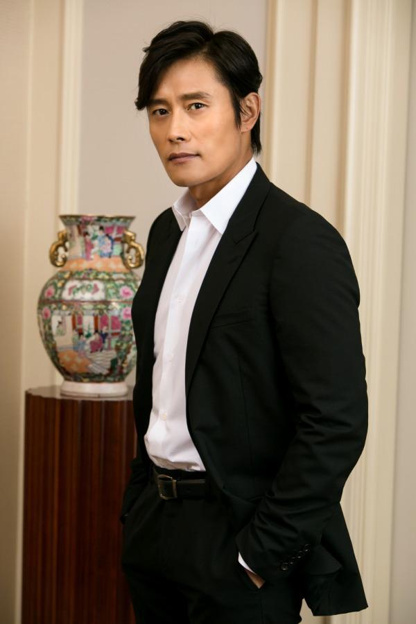 イ・ビョンホン (撮影:高橋将志)
