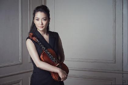 ヴァイオリニスト・諏訪内晶子が芸術監督を務める『国際音楽祭 NIPPON 2020』 プログラムの一部を2021年2月に開催 オンライン配信も