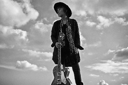 チバユウスケ 7年ぶりソロ・YUSUKE CHIBA-SNAKE ON THE BEACH-の新作を11月にリリース