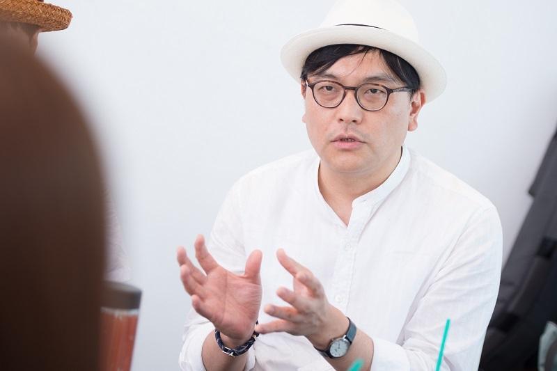 KIRINJI/堀込高樹 撮影=樋口隆宏