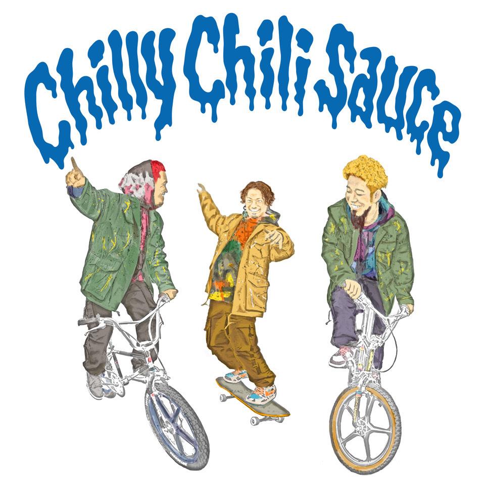 「Chilly Chili Sauce」ジャケット