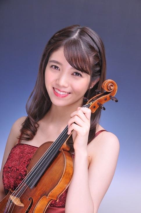 高木凛々子(ヴァイオリン)   ©Naoya Yamaguchi