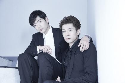 5年ぶりに松下洸平+柿澤勇人ペアが復活する『スリル・ミー』、演劇好きもミュージカル好きも心奪われるたった二人だけのストレート・ミュージカル