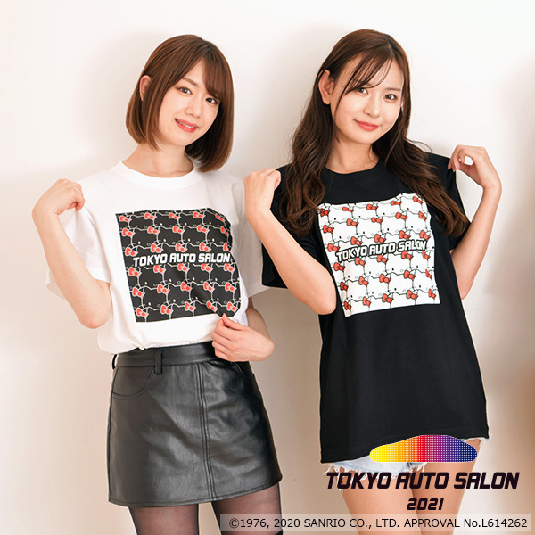 ハローキティ コラボ Tシャツ(税込3,500円)