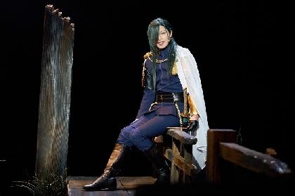 「ミュージカル『刀剣乱舞』 にっかり青江 単騎出陣」のライブ配信が決定 舞台写真も到着