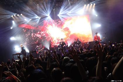 山田孝之、綾野剛、内田朝陽のバンド・THE XXXXXX、オルタナかつ刺激的な内容で圧倒した初ライブを目撃