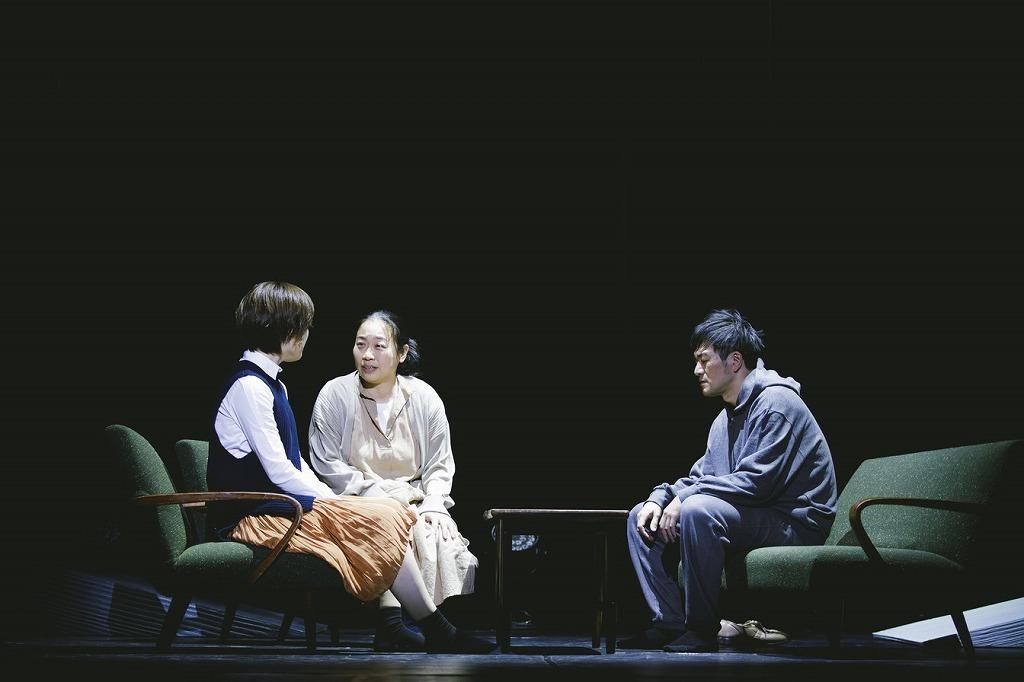 山田ジャパン1月公演『優秀病棟 素通り科』舞台写真