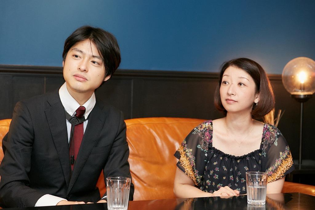 (左から)長哲也、永原緑