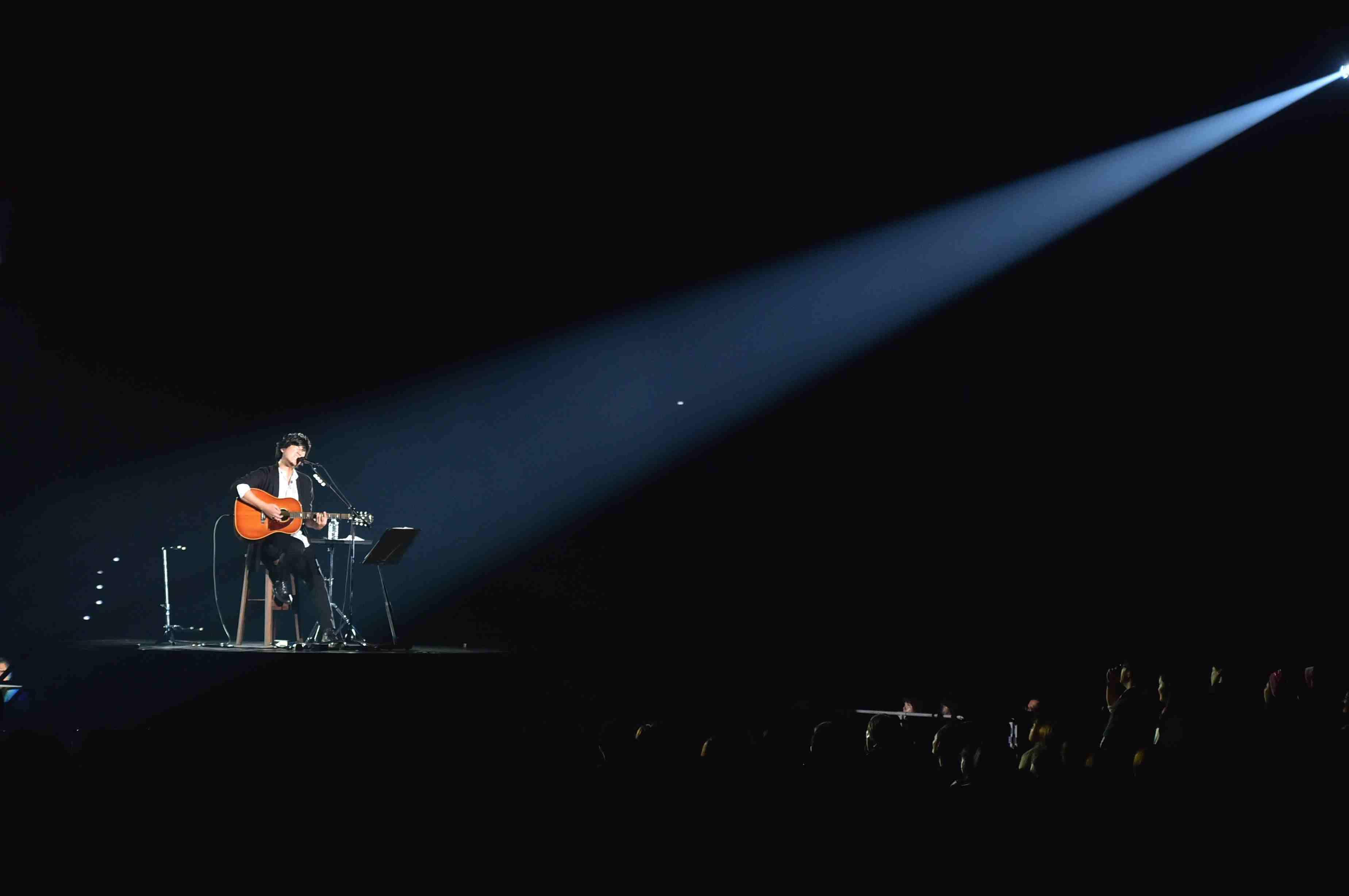 新規会員登録秦 基博がデビュー10周年記念アリーナツアー完遂! 来年5月に自身初の横浜スタジアムでワンマン
