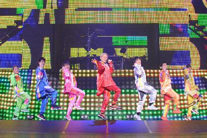 DA PUMP、日本武道館公演のダイジェスト映像をdTVで配信