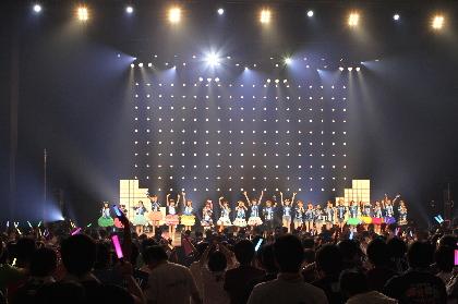 i☆Ris、イヤホンズ、ミルキィホームズ、串田アキラら8組のステージに熱狂 『AKIBA'S FESTIVAL』