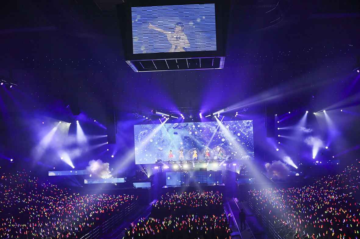 """ワルキューレ"""" 3rd LIVE『ワルキューレは裏切らない』 at 横浜アリーナ"""