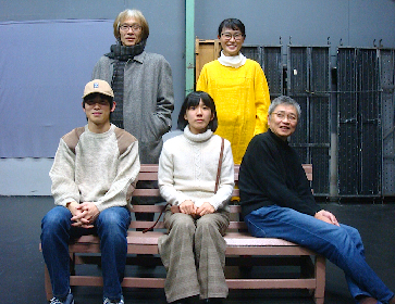 北村想自らの演出は15年ぶり! 『悪魔のいるクリスマス』を名古屋で上演
