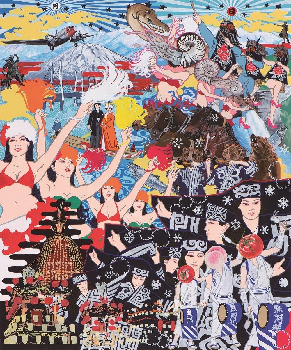 『東京キャラバン2019』メインビジュアル