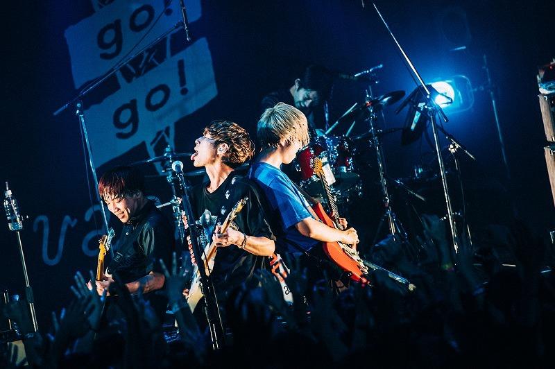 go!go!vanillas 2017.9.9 横浜 Bay Hall 撮影=ハタサトシ