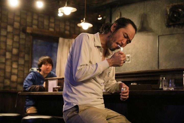 庭劇団ペニノ『ダークマスター2016』より [撮影]堀川高志(KUTOWANS STUDIO)
