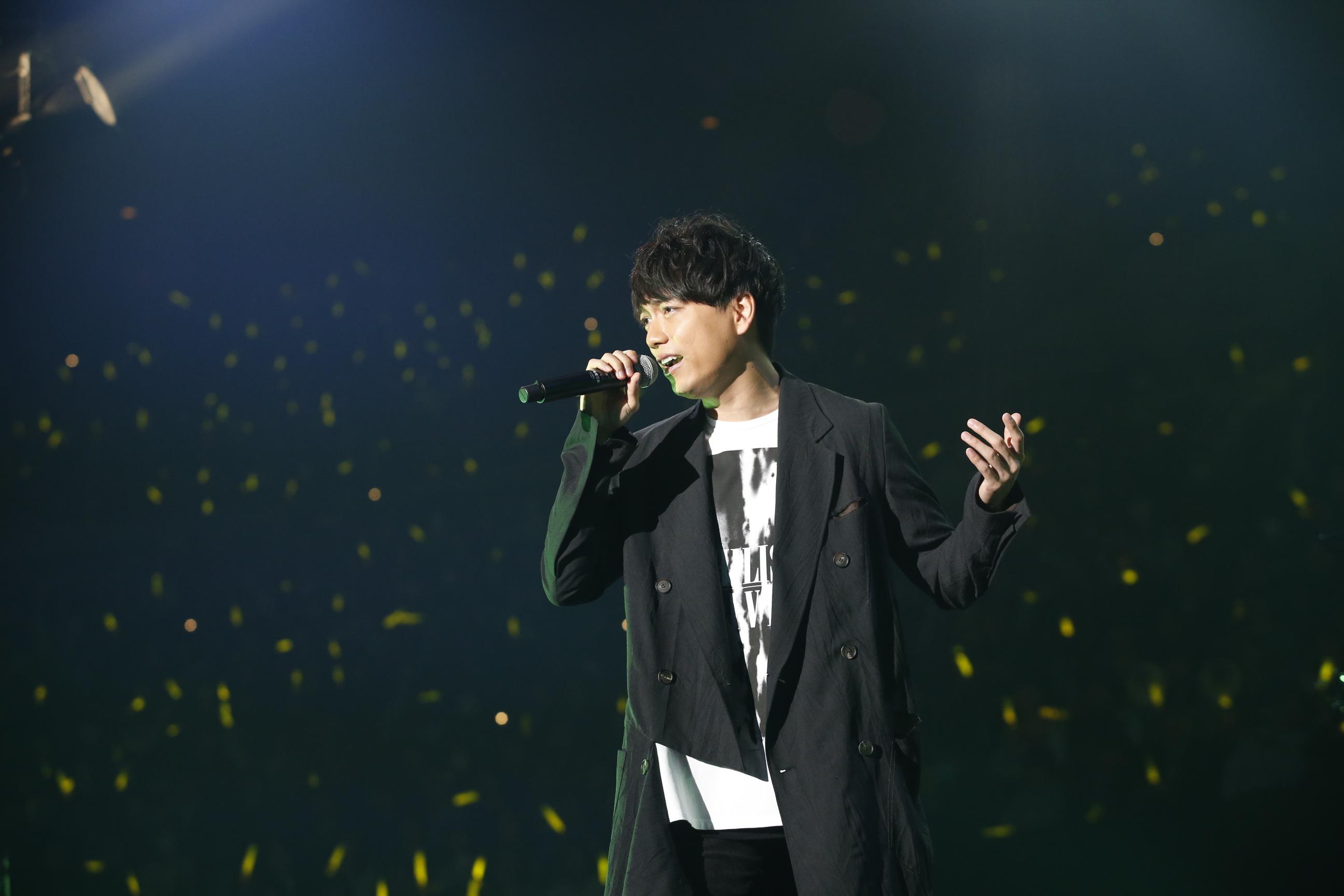 山崎育三郎 LIVE SDD 2018 OFFICIAL PHOTO