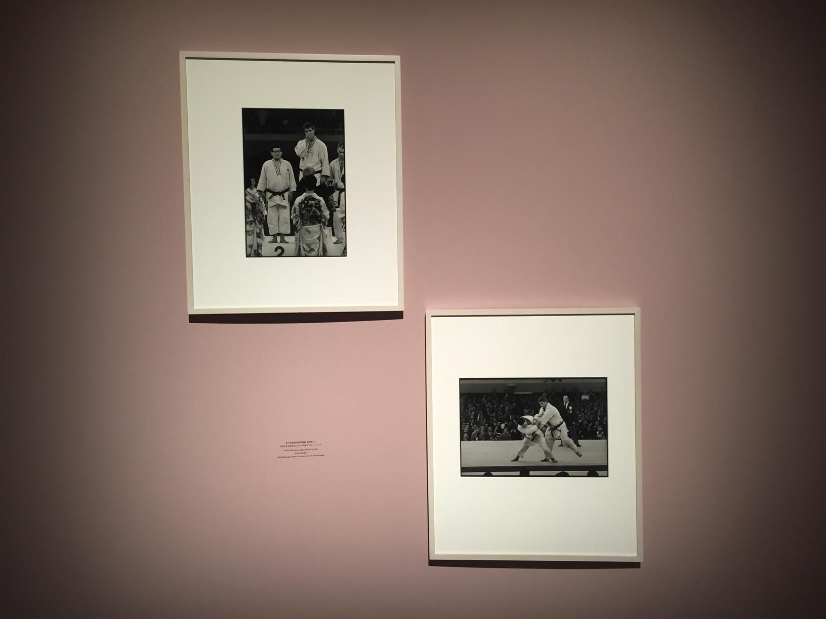 1964年東京オリンピック開催時の写真