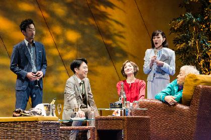 鈴木京香主演のシニカルな大人のコメディ『大人のけんかが終わるまで』開幕へ