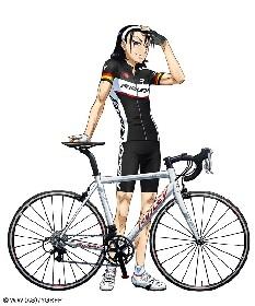 TVアニメ『弱虫ペダル』 世界的自転車メーカー・リドレーとコラボ決定 人気キャラ東堂尽八のコラボイラスト等を展開