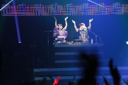 小宮有紗がDJ KOO とコラボレーション!『Anime Rave Festival (アニレヴ)第2章』16アーティスト5時間の競演に幕